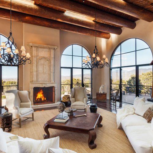 Santa Fe Opera Living Space