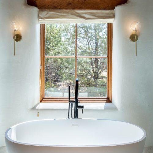 Southwestern Stand Alone tub