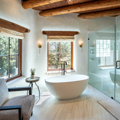 Photo of Las Campanas Master Bathroom Renovation