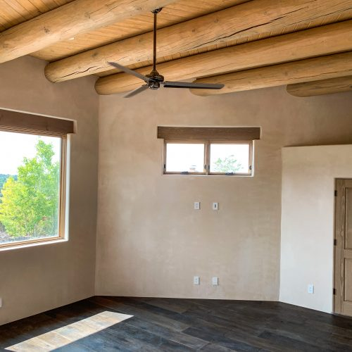 Santa Fe Mountain Family Room